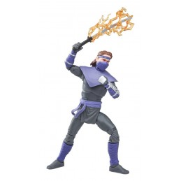 HASBRO POWER RANGERS X TMNT FOOT SOLDIER TOMMY AND MORPHED RAPHAEL ACTION FIGURE