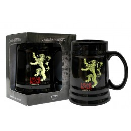 GAME OF THRONES LANNISTER STEIN BOCCALE IN CERAMICA SD TOYS