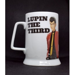 LUPIN III THE FIRST 3D MOVIE LUPIN THE THIRD TANKARD BOCCALE IN CERAMICA MINE