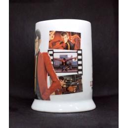 MINE LUPIN III THE FIRST 3D MOVIE LUPIN THE THIRD CERAMIC TANKARD