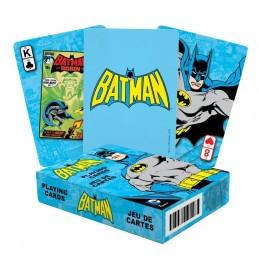 AQUARIUS ENT DC COMICS BATMAN RETRO COVERS POKER PLAYING CARDS