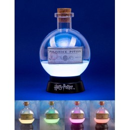 FIZZ CREATIONS HARRY POTTER COLOUR-CHANGING MOOD LAMP LED POLYJUICE POTION 14CM