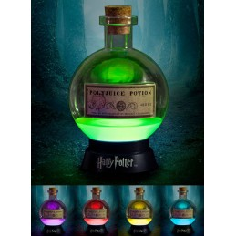 FIZZ CREATIONS HARRY POTTER COLOUR-CHANGING MOOD LAMP LED POLYJUICE POTION 20CM