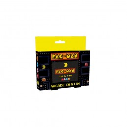 FIZZ CREATIONS PAC-MAN ARCADE IN A TIN VIDEOGAME