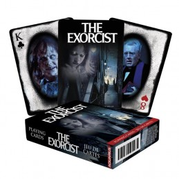 AQUARIUS ENT THE EXORCIST POKER PLAYING CARDS