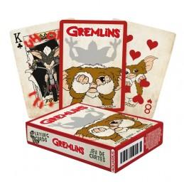 AQUARIUS ENT GREMLINS POKER PLAYING CARDS
