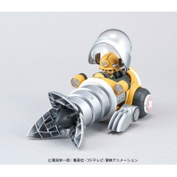 ONE PIECE CHOPPER ROBOT N. 4 CHOPPER DRILL MODEL KIT ACTION FIGURE BANDAI