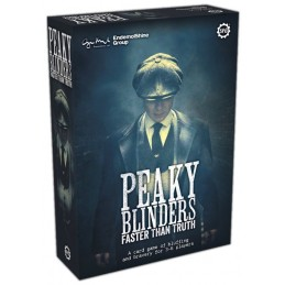 STEAMFORGED GAMES PEAKY BLINDERS FASTER THAN TRUTH BOARDGAME ENGLISH