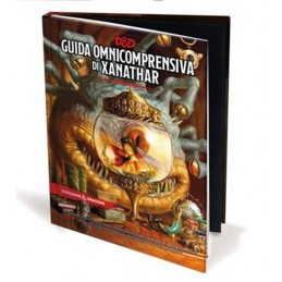 DUNGEONS AND DRAGONS 5 GUIDA OMNICOMPRENSIVA DI XANATHAR ASMODEE