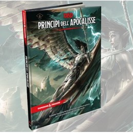 DUNGEONS AND DRAGONS 5 PRINCIPI DELL'APOCALISSE ASMODEE