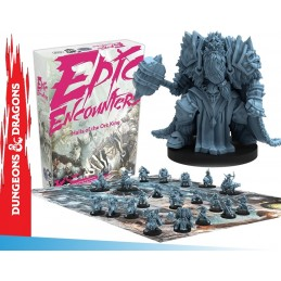 EPIC ENCOUNTERS HALLS OF THE ORC KING SET MINIATURES STEAMFORGED GAMES
