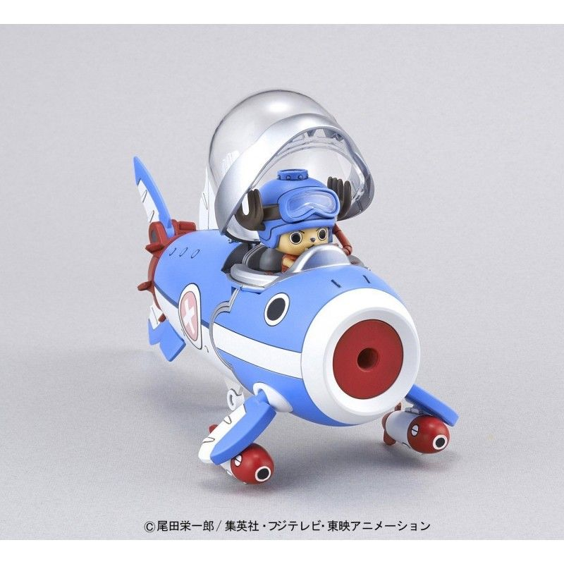 ONE PIECE CHOPPER ROBOT N. 3 CHOPPER SUBMARINE MODEL KIT FIGURE
