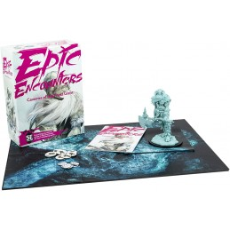 EPIC ENCOUNTERS CAVERNS OF THE FROST GIANT SET MINIATURE STEAMFORGED GAMES
