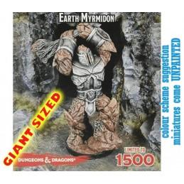 DUNGEONS AND DRAGONS EARTH MYRMIDON MINIATURE SET GF9-BATTLEFRONT