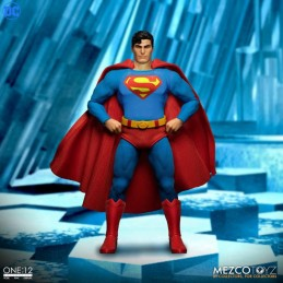 MEZCO TOYS SUPERMAN THE MAN OF STEEL ONE:12 COLLECTIVE ACTION FIGURE