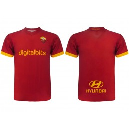 OFFICIAL JERSEY AS ROMA 2021 2022