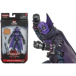 HASBRO MARVEL LEGENDS SPIDER-MAN INTO THE SPIDER-VERSE - PROWLER ACTION FIGURE