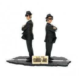 SD TOYS THE BLUES BROTHERS ELWOOD AND JAKE 2-PACK ACTION FIGURE