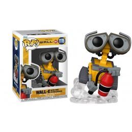 FUNKO POP! WALL-E WITH FIRE EXTINGUISHER BOBBLE HEAD FIGURE FUNKO