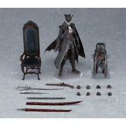 MAX FACTORY BLOODBORNE LADY MARIA OF THE ASTRAL CLOCKTOWER DELUXE FIGMA ACTION FIGURE
