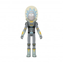 FUNKO RICK AND MORTY - SPACE SUIT RICK ACTION FIGURE