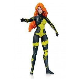 DC COLLECTIBLES SUPER VILLAINS DC COMICS NEW 52 POISON IVY ACTION FIGURE