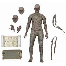NECA UNIVERSAL MONSTER ULTIMATE THE MUMMY COLOR ACTION FIGURE