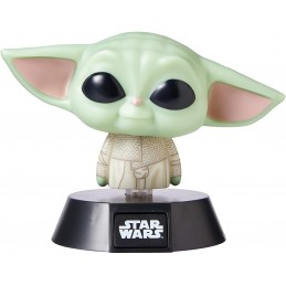 BABY TODA THE MANDALORIAN THE CHILD LIGHT ICONS LAMPADA PALADONE PRODUCTS