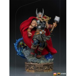 IRON STUDIOS THOR UNLEASHED BDS ART SCALE DELUXE 1/10 STATUE FIGURE