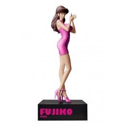 LUPIN III LUPIN THE THIRD FUJIKO MARGOT PVC STATUE BANPRESTO
