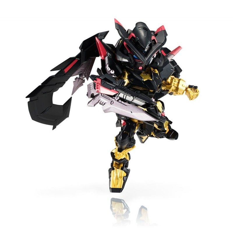 GUNDAM ASTRAY GOLD FRAME AMATSU NXEDGE ACTION FIGURE BANDAI