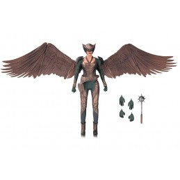 DC LEGENDS OF TOMORROW HAWKGIRL ACTION FIGURE DC COLLECTIBLES