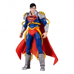 DC MULTIVERSE SUPERBOY PRIME ACTION FIGURE MC FARLANE