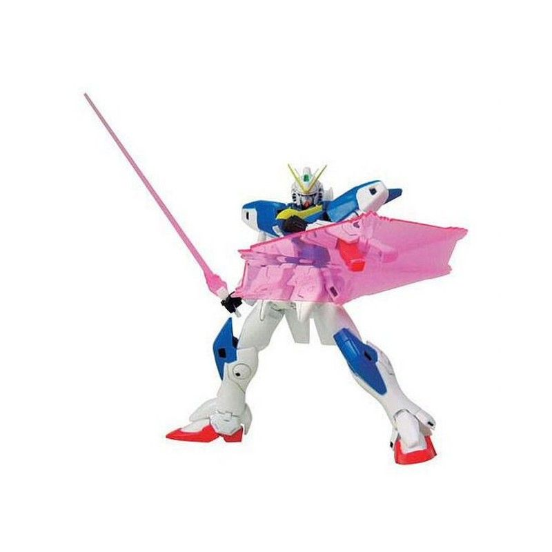 BANDAI THE ROBOT SPIRITS - VICTORY 2 TWO GUNDAM ACTION FIGURE