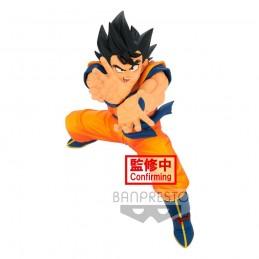 DRAGON BALL SUPER ZENKAI SOLID GOKU STATUA FIGURE BANPRESTO