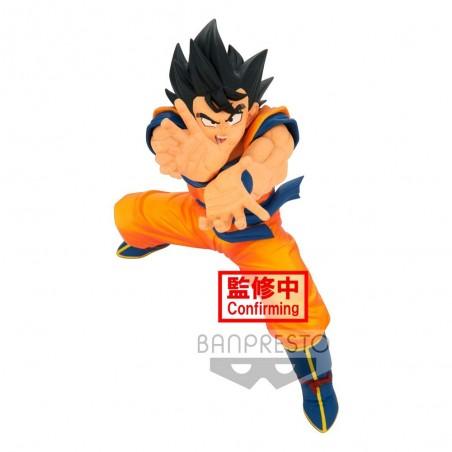 DRAGON BALL SUPER ZENKAI SOLID GOKU STATUA FIGURE