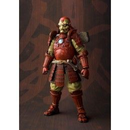MARVEL SAMURAI IRON MAN TAMASHII NATIONS ACTION FIGURE BANDAI