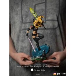 IRON STUDIOS X-MEN MAGIK BDS ART SCALE 1/10 STATUE FIGURE