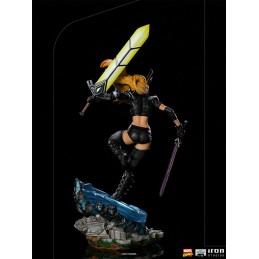 X-MEN MAGIK BDS ART SCALE 1/10 STATUA FIGURE IRON STUDIOS