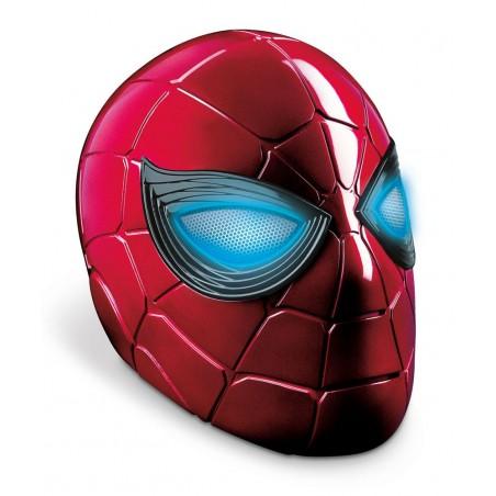 MARVEL AVENGERS ENDGAME IRON SPIDER-MAN ELECTRONIC HELMET FULL SCALE 1/1