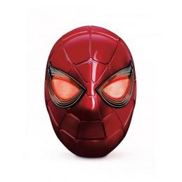 HASBRO MARVEL AVENGERS ENDGAME IRON SPIDER-MAN ELECTRONIC HELMET FULL SCALE 1/1