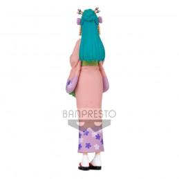 BANPRESTO ONE PIECE DXF GRANDLINE LADY WANOKUNI HIYORI STATUE FIGURE
