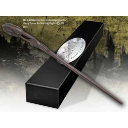 NOBLE COLLECTIONS HARRY POTTER WAND KINSLEY SHAKLEBOLT REPLICA BACCHETTA