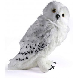 NOBLE COLLECTIONS HARRY POTTER - HEDWIG EDVIGE PELUCHE PLUSH 35 CM