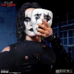 MEZCO TOYS THE CROW ERIC DRAVEN ONE:12 COLLECTIVE ACTION FIGURE