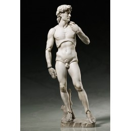 DAVID DI MICHELANGELO TABLE MUSEUM FIGMA ACTION FIGURE FREEING