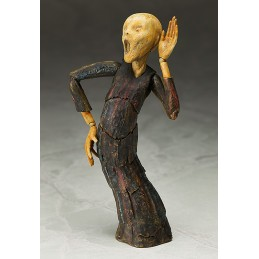 FREEING THE SCREAM BY MUNCH TABLE MUSEUM FIGMA ACTION FIGURE
