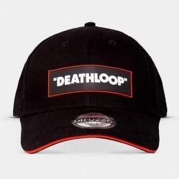DIFUZED BASEBALL CAP DEATHLOOP LOGO