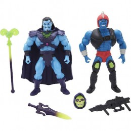 MATTEL MASTERS OF THE UNIVERSE ORIGINS RISE OF EVIL 2-PACK ACTION FIGURES