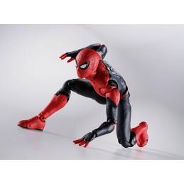 BANDAI SPIDER-MAN NO WAY HOME UPDATE SUIT S.H. FIGUARTS ACTION FIGURE